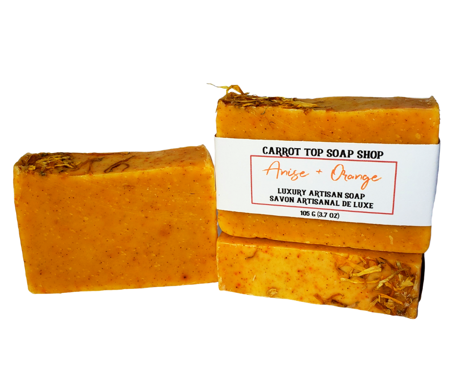 Anise & Orange Handcrafted Soap