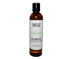 Cashmere Dry Body Oil