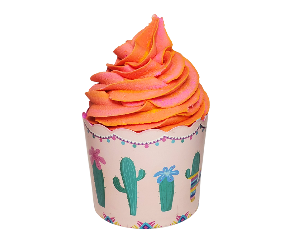 Beach Vibes Bath Cupcake