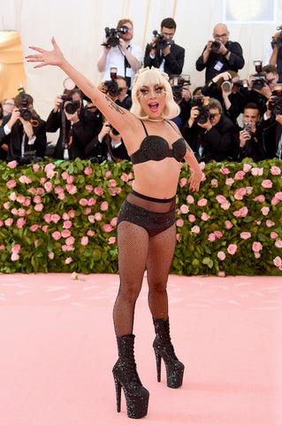 Lady Gaga Met Gala Fashion Style Camp Ellis Wilson Designs handbag made in usa Ellis Wilson
