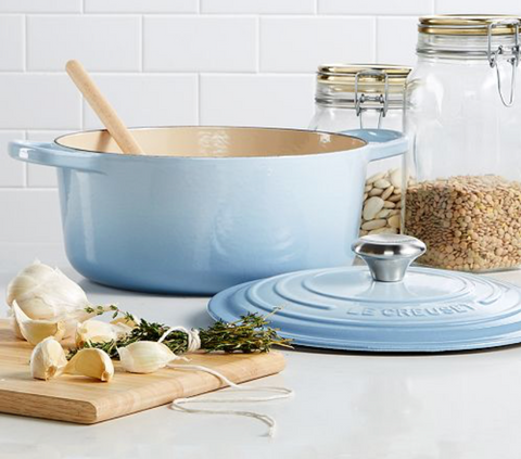 Le Creuset French Oven Ellis Wilson Designs Holiday Gift guide 2019