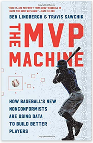 The MVP Machine Baseball Amazon Ellis Wilson Designs Men's holiday gift guide 2019