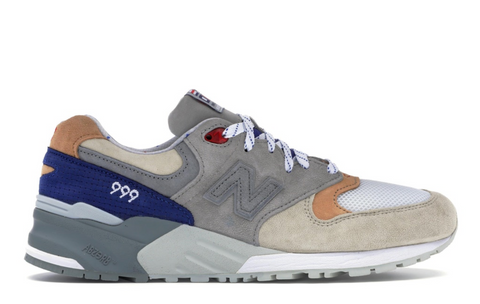 New Balance 999 Kennedy Stockx Ellis Wilson Designs Men's holiday gift guide 2019