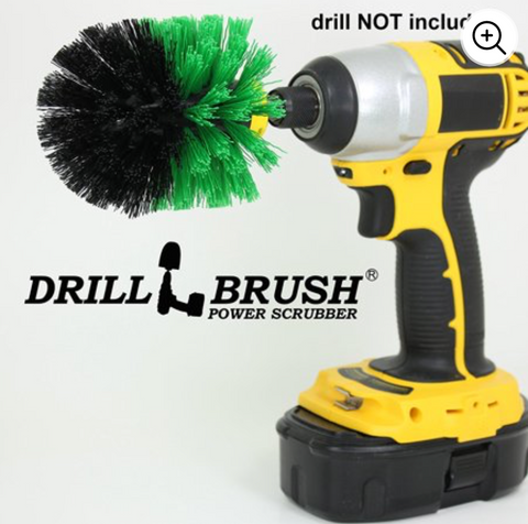Drill Brush home care accessories Ellis Wilson Designs Men's holiday gift guide 2019