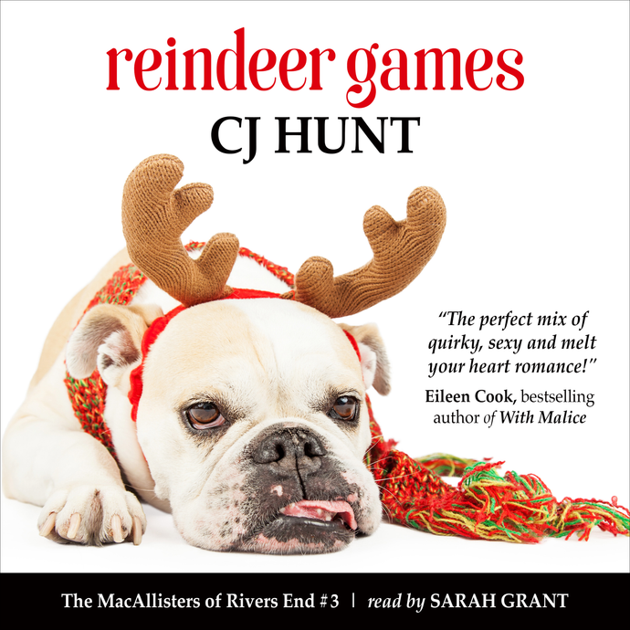 Reindeer Games (The MacAllisters of Rivers End #3, Ginger+Eli)