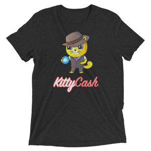Kitty Cash Max Tri-Blend Short Sleeve T-Shirt