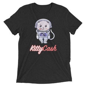 Kitty Cash Cosmonaut Tri-Blend Short Sleeve T-Shirt