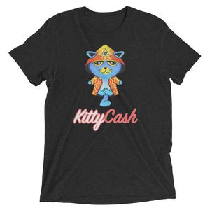 Kitty Cash Illuminati Tri-Blend Short Sleeve T-Shirt