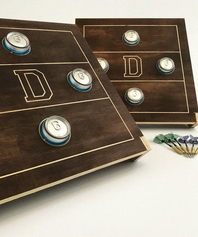 D-Darts Boards - Double - (Play like horse shoes)