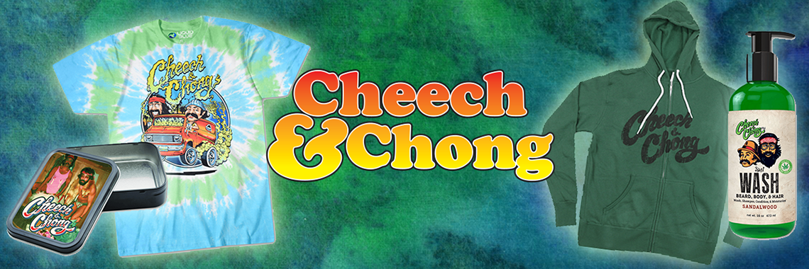 8ce6b5ba5 Cheech and Chong | Official Merch Store | Hello Merch