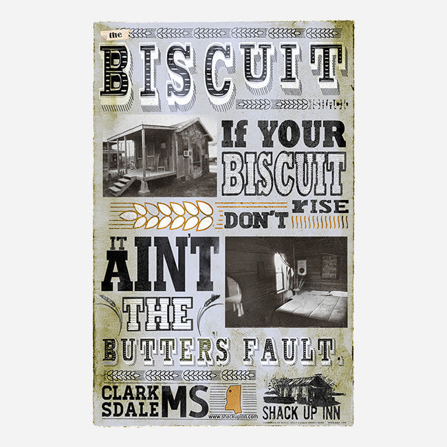 "Biscuit 18"" x 28"" Poster"