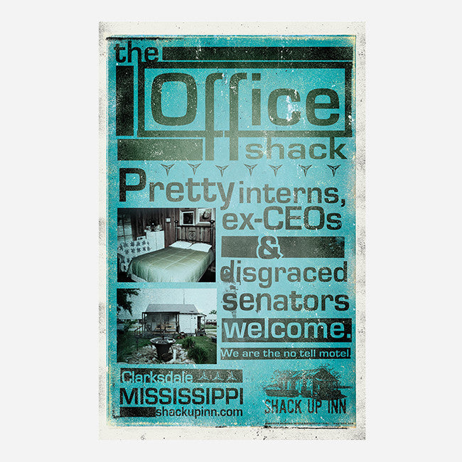 "Office 18""x 28"" Poster"