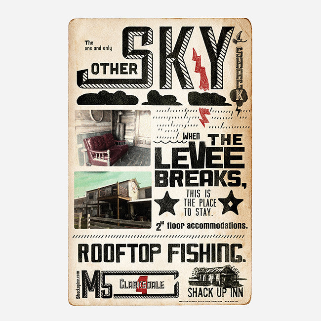 "Other Sky 18""x 28"" Poster"