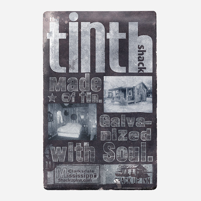 "Tinth 18""x 28"" Poster"