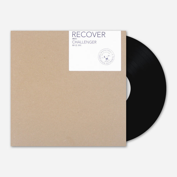 Challenger (LP) Test Pressing by Recover for sale on hellomerch.com