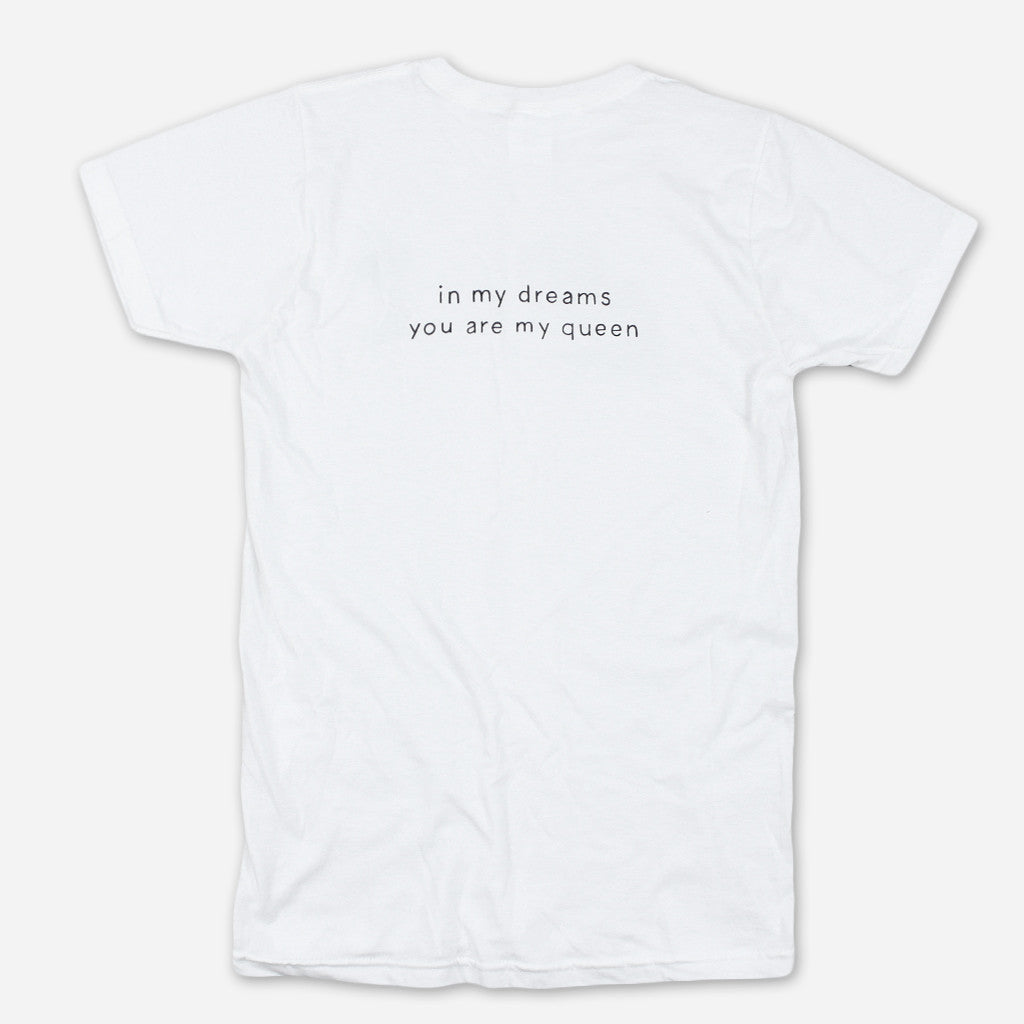 My Dreams White T-Shirt - Zolita - Hello Merch