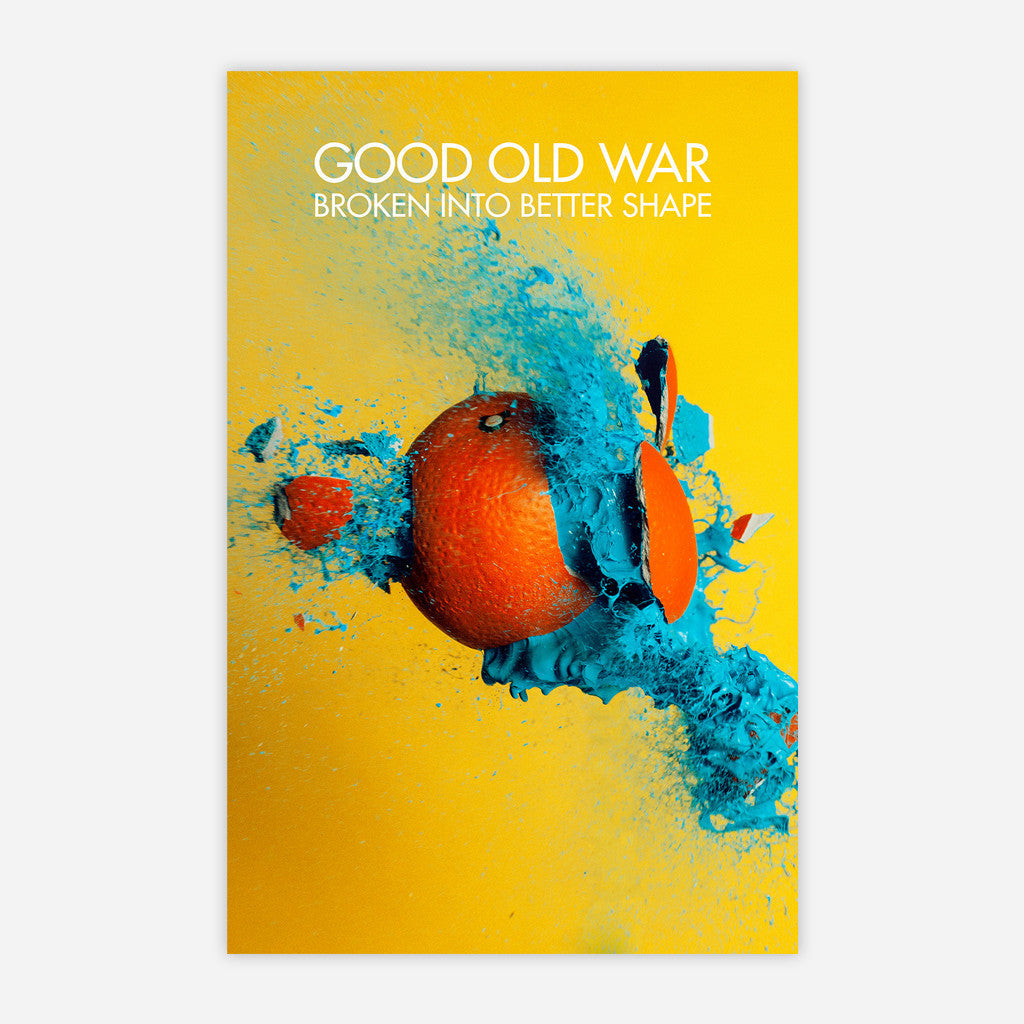 BIBS Gloss Poster - Good Old War - Hello Merch