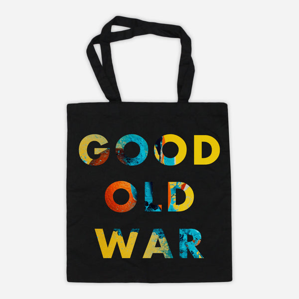 Simple BIBS Black Tote Bag by Good Old War for sale on hellomerch.com