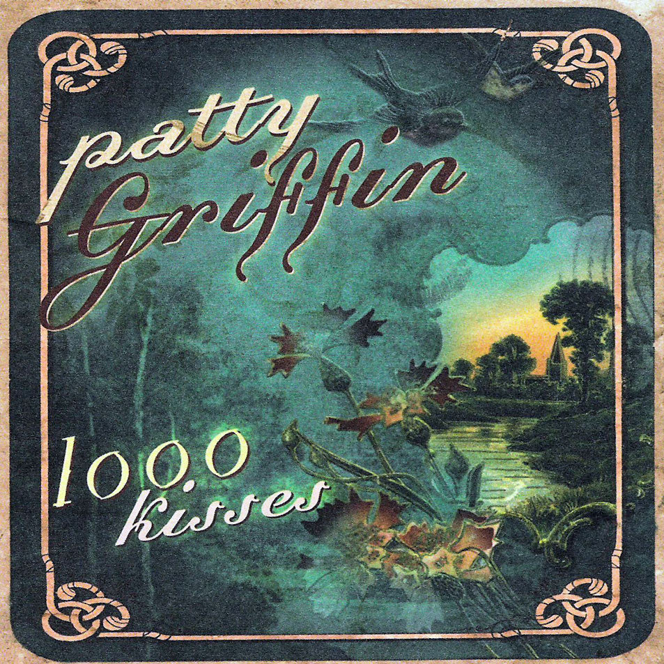 1000 Kisses CD - Patty Griffin - Hello Merch