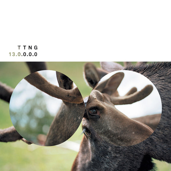 13.0.0.0.0 New Pressing CD by TTNG for sale on hellomerch.com