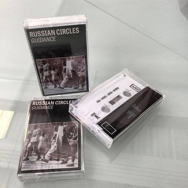 Guidance Cassette Tape - Russian Circles - Hello Merch