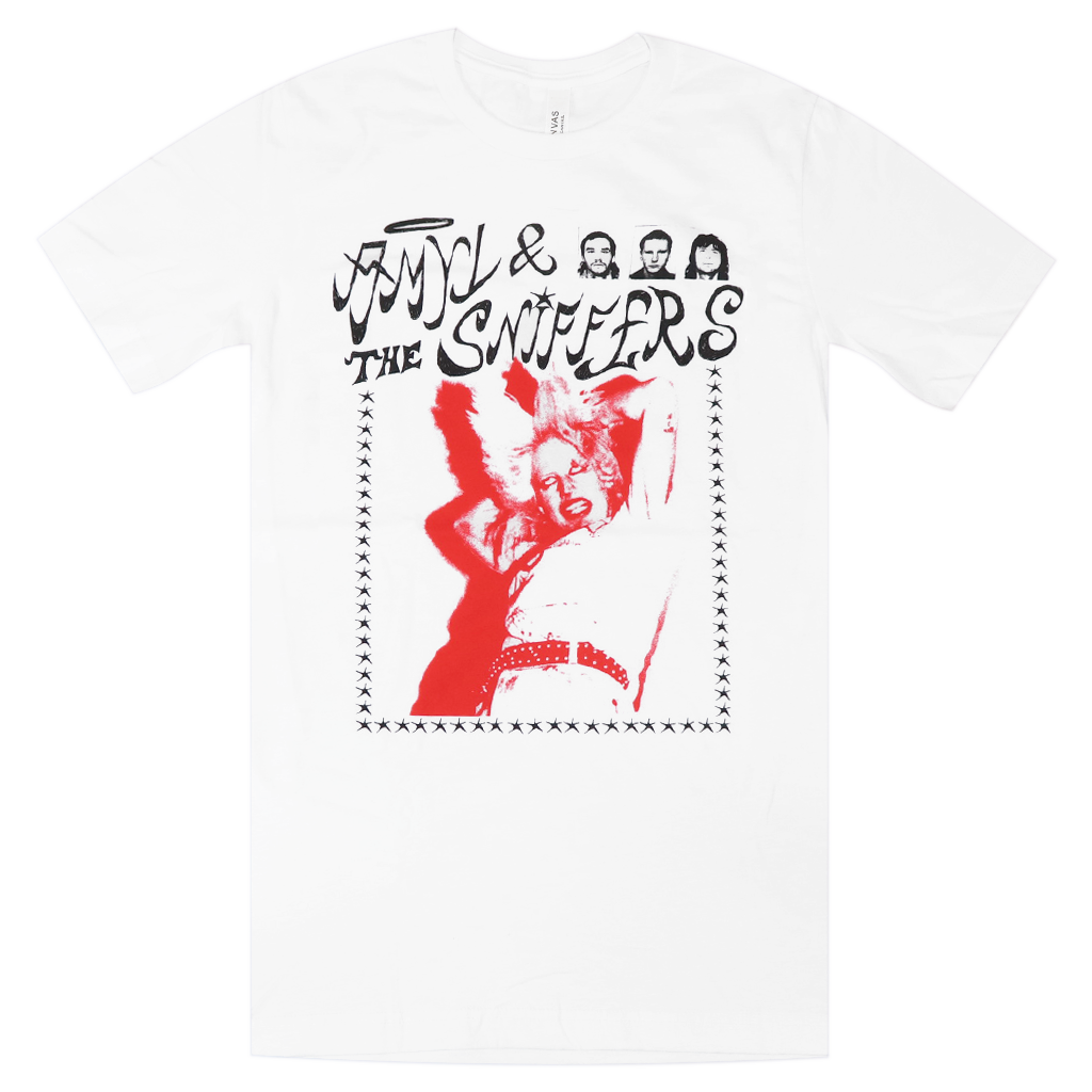 2020 Tour White T-Shirt