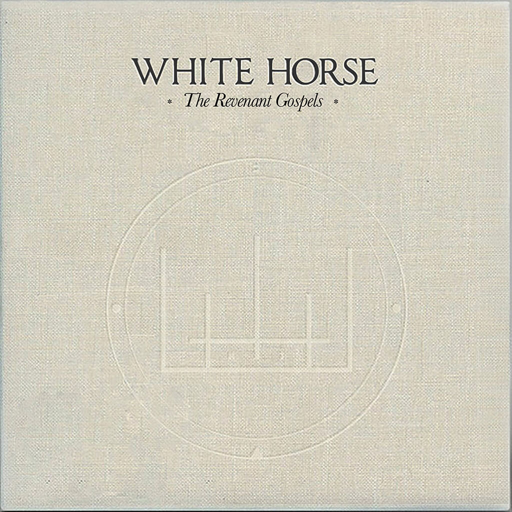 "White Horse  - The Revenant Gospels 3EP 12"" Black Vinyl"