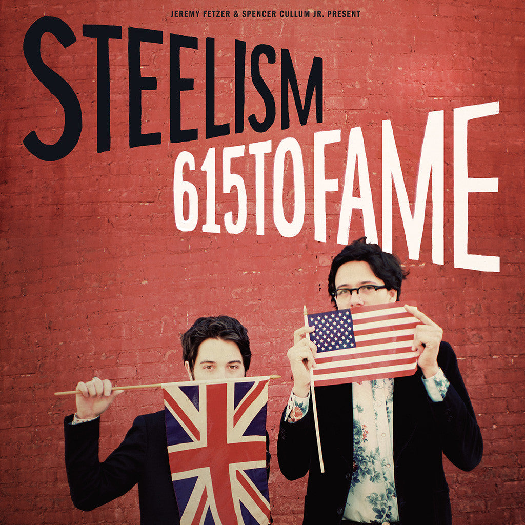 615 To Fame CD Bundle - Steelism - Hello Merch