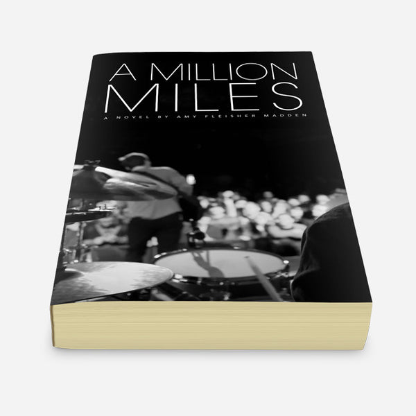 A Million Miles: A Novel By Amy Fleisher Madden by Animal Manufacturing Company for sale on hellomerch.com