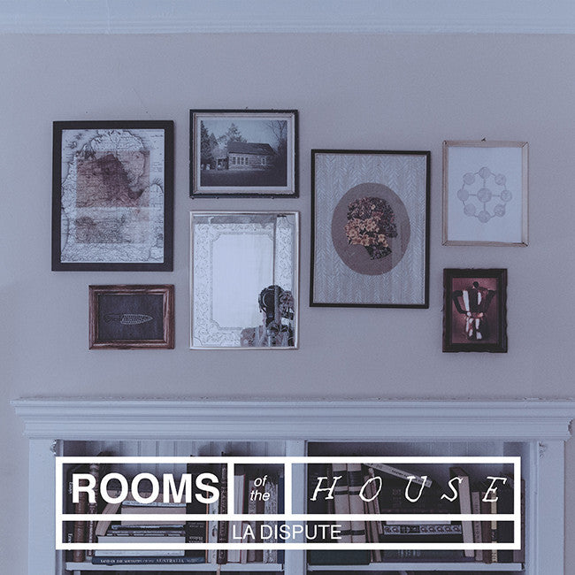 Rooms of the House CD
