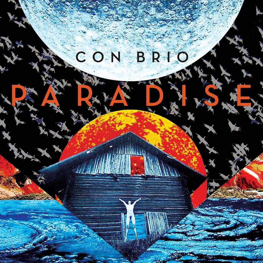 Paradise CD - Con Brio - Hello Merch