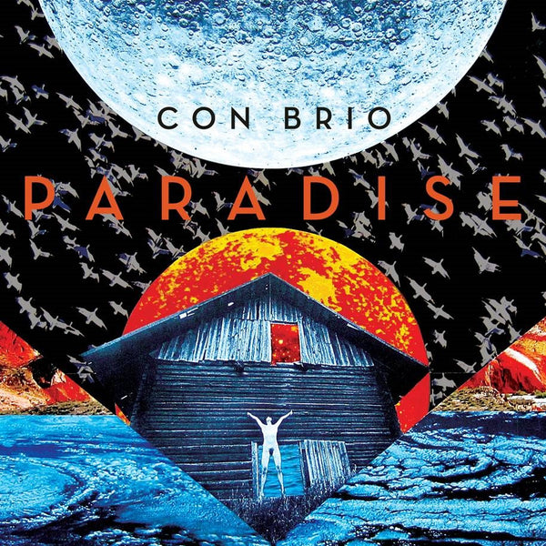 Paradise CD by Con Brio for sale on hellomerch.com