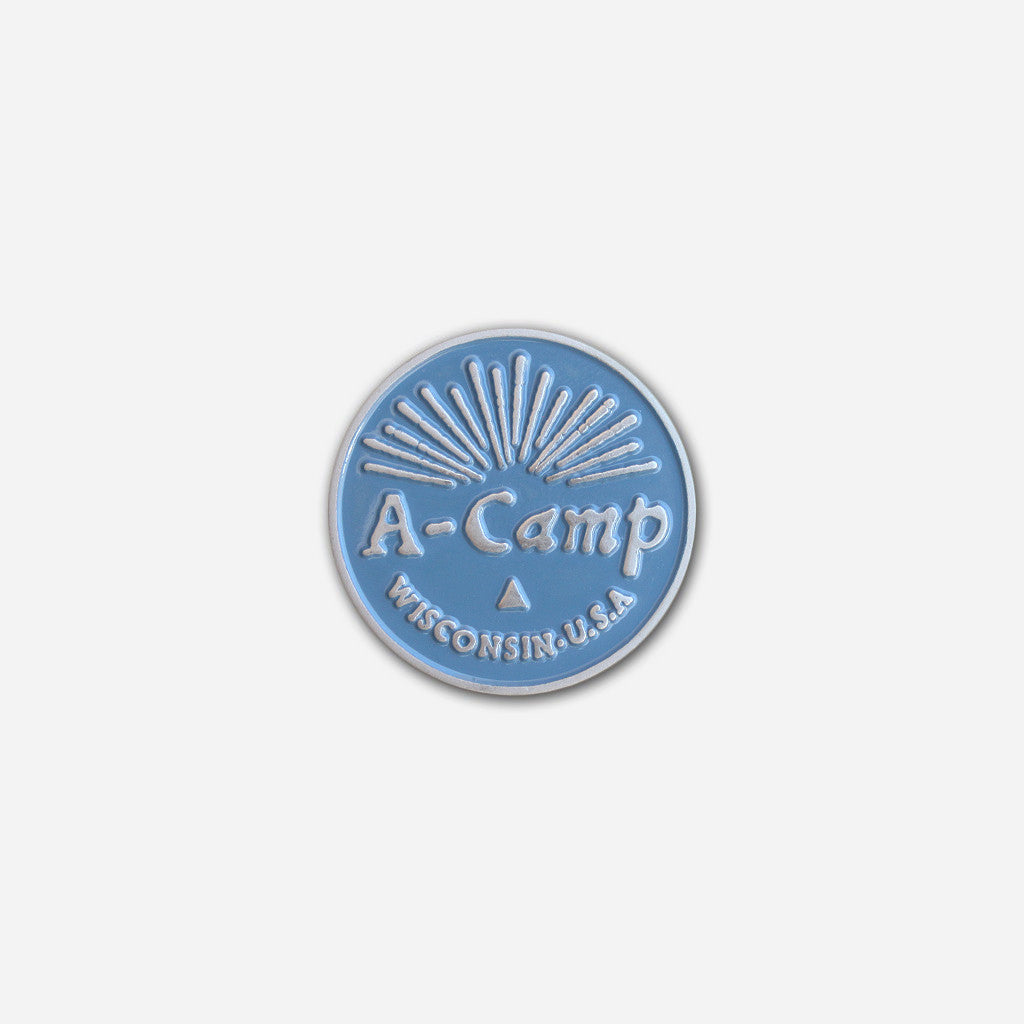 A-Camp Pin - Autostraddle - Hello Merch