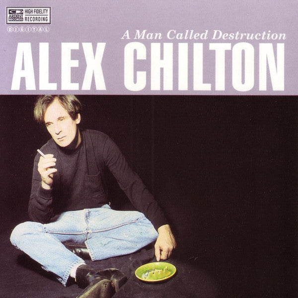Alex Chilton - A Man Called Destruction CD - Ardent Music - Hello Merch