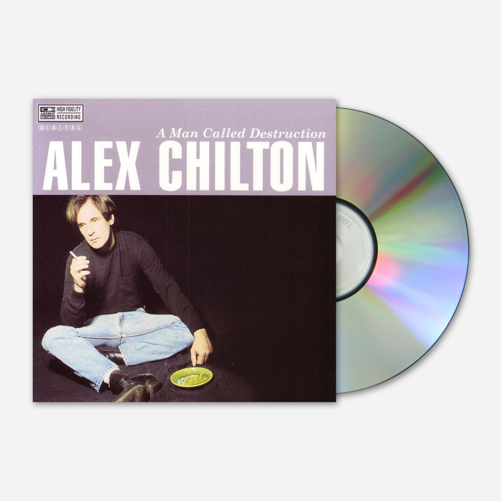 Alex Chilton - A Man Called Destruction CD