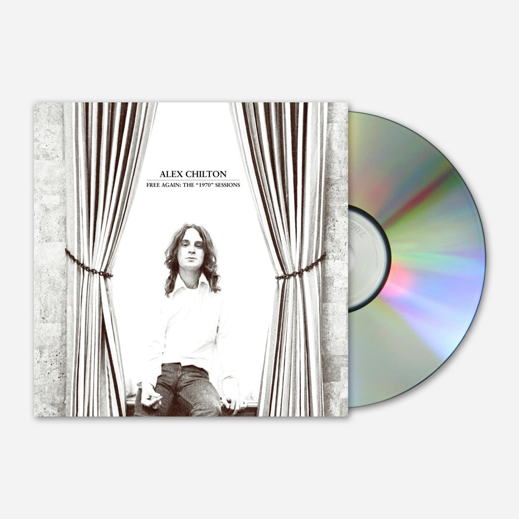"Alex Chilton - Free Again: The ""1970"" Sessions CD"
