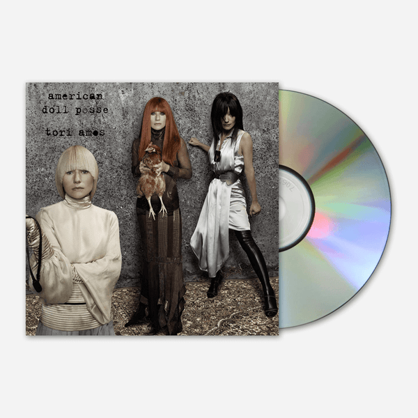 American Doll Posse CD by Tori Amos for sale on hellomerch.com