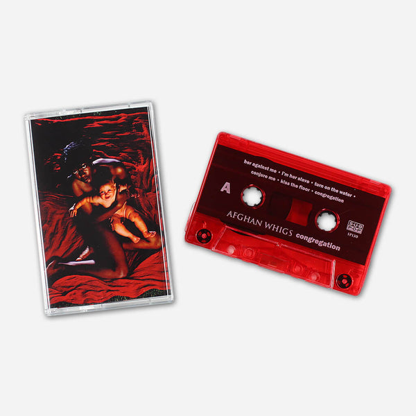 Congregation Cassette Tape by Afghan Whigs for sale on hellomerch.com