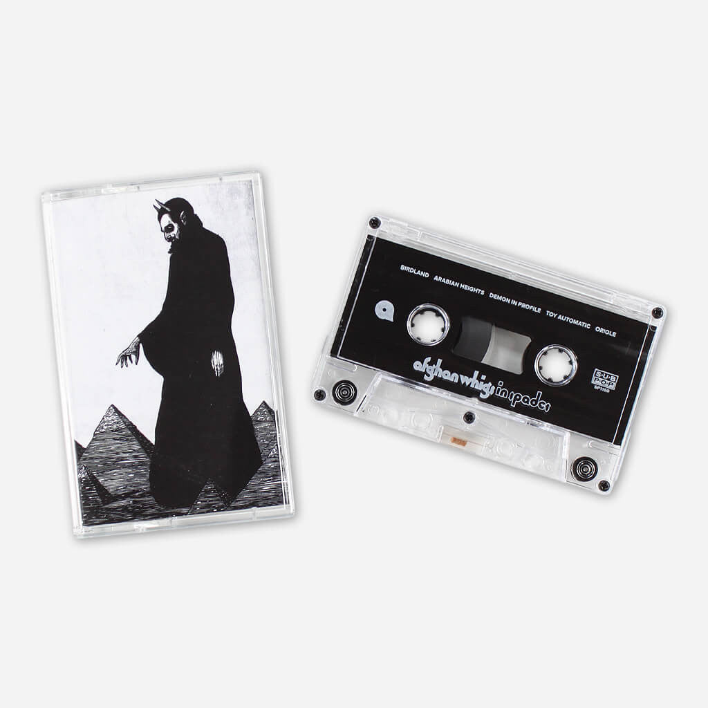 In Spades Cassette Tape - Afghan Whigs - Hello Merch