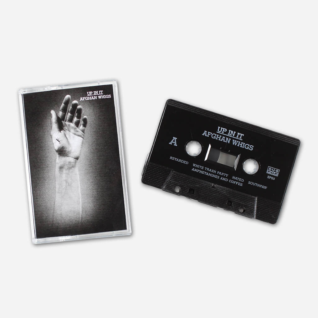 Up In It Cassette Tape - Afghan Whigs - Hello Merch