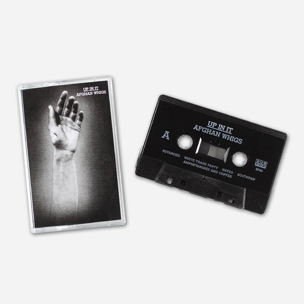 Up In It Cassette Tape by Afghan Whigs for sale on hellomerch.com