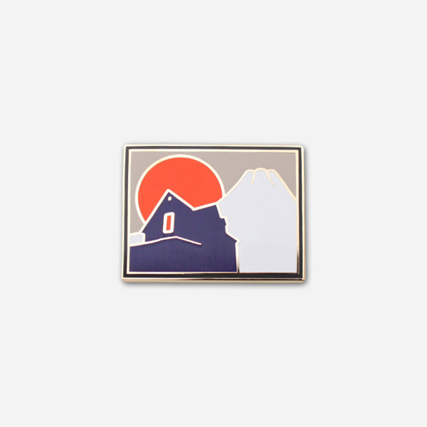 Fuji Pin by American Football for sale on hellomerch.com
