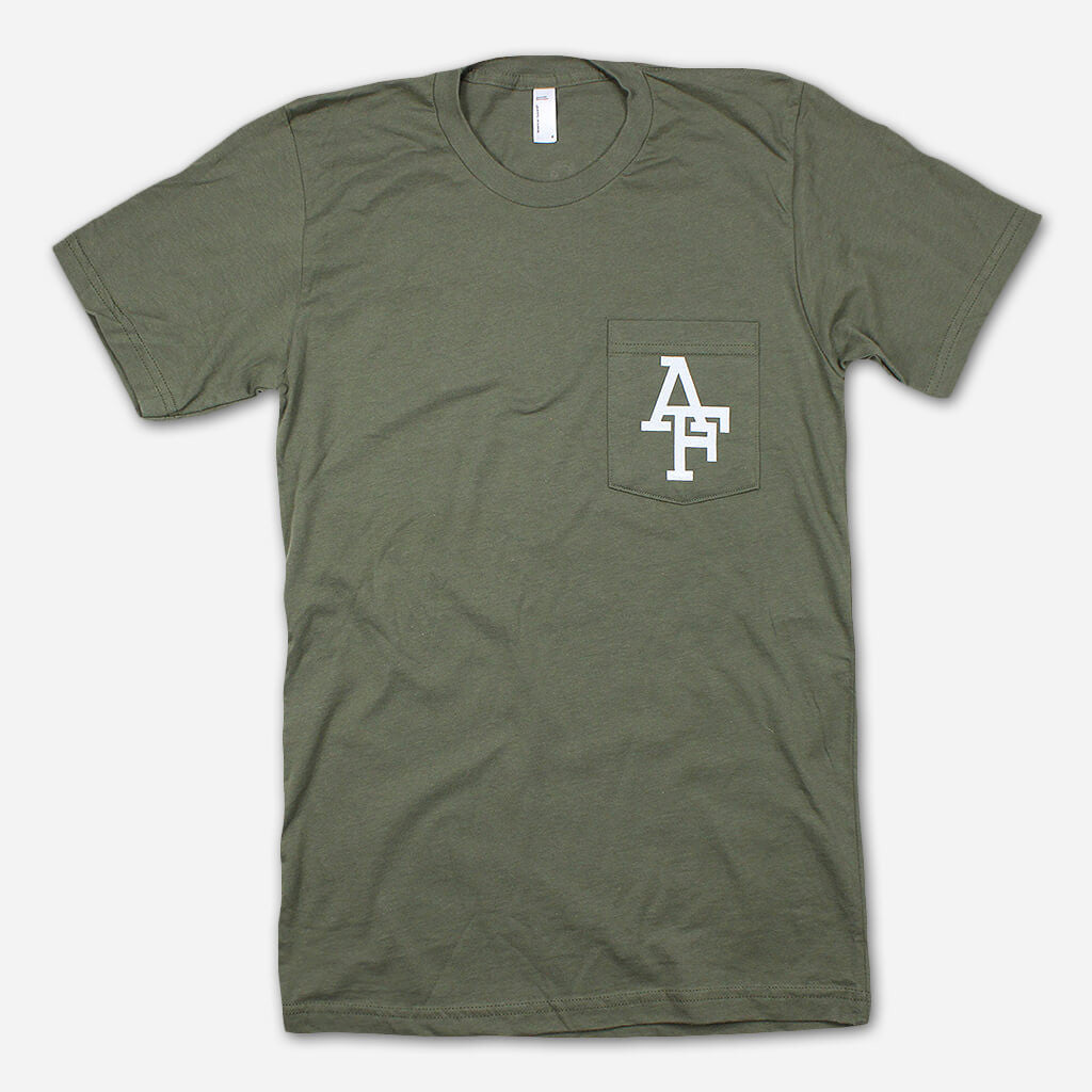AF Champaign, IL Lieutenant Pocket T - American Football - Hello Merch