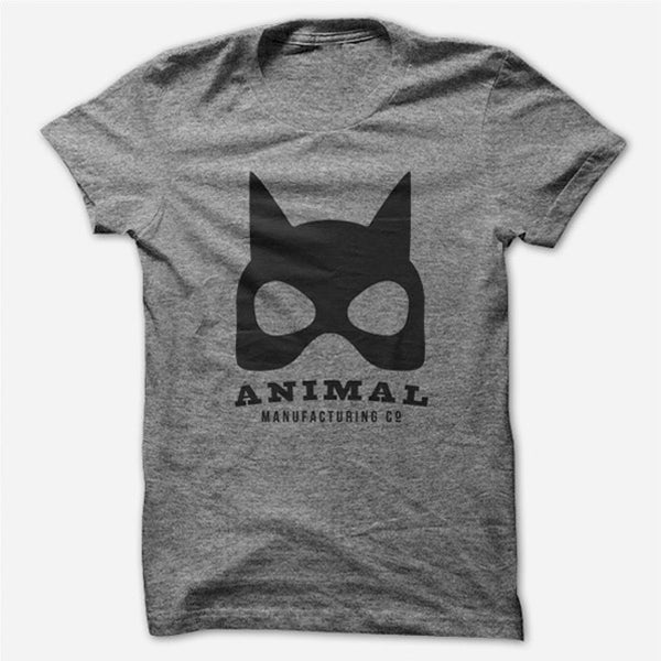 AMCo Black Logo T-Shirt by Animal Manufacturing Company for sale on hellomerch.com