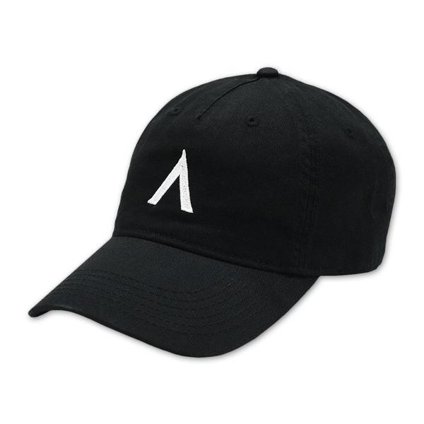 Logo Black Dad Hat by Anomalie for sale on hellomerch.com