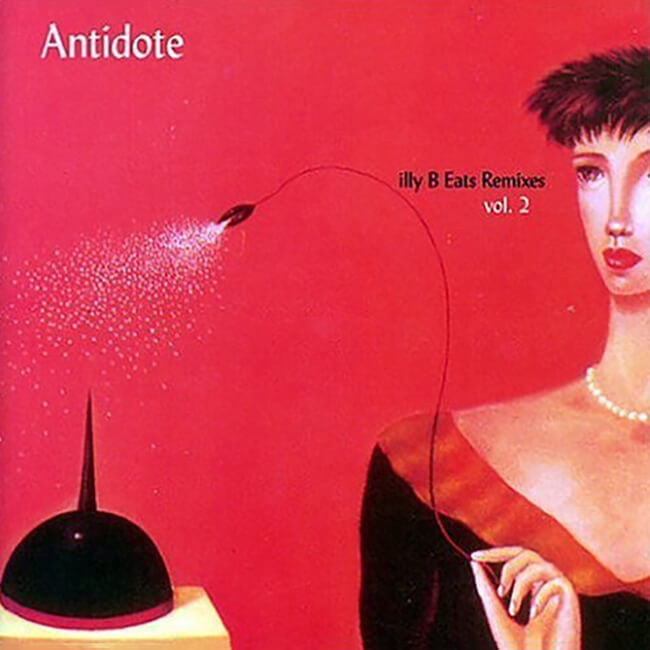 Antidote: illy B Eats Remixes Volume 2 CD