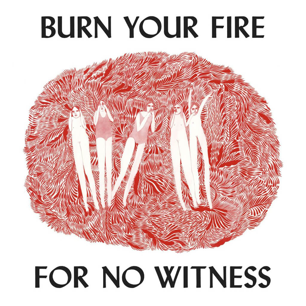 "Burn Your Fire 12"" Vinyl"