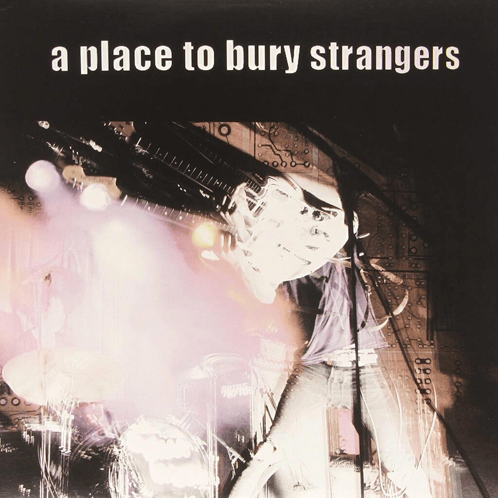 A Place To Bury Strangers Vinyl
