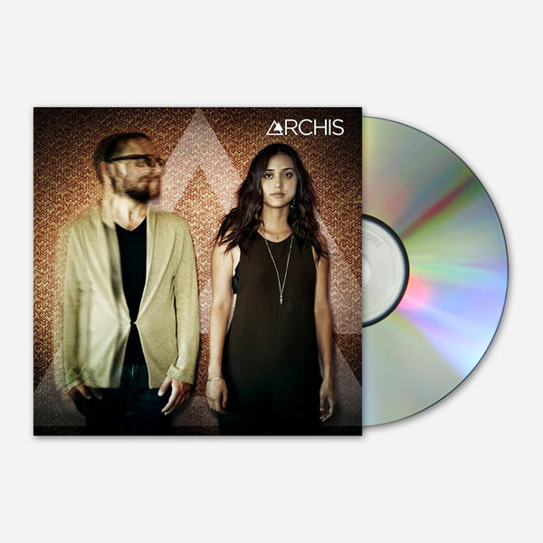 ARCHIS - Self Titled EP CD by Dia Frampton for sale on hellomerch.com