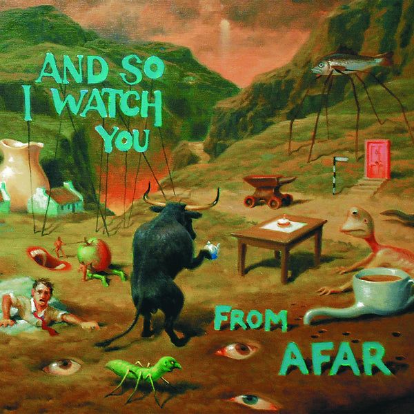 ASIWYFA CD + Letters EP Tracks by And So I Watch You From Afar for sale on hellomerch.com